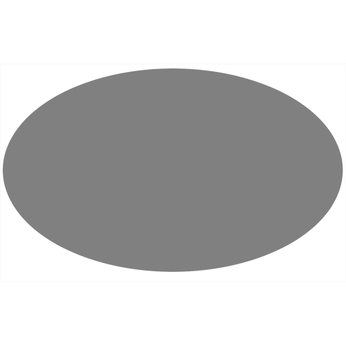 Grey oval png. X bumper stickers