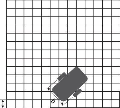 Grid floor png. An example of map