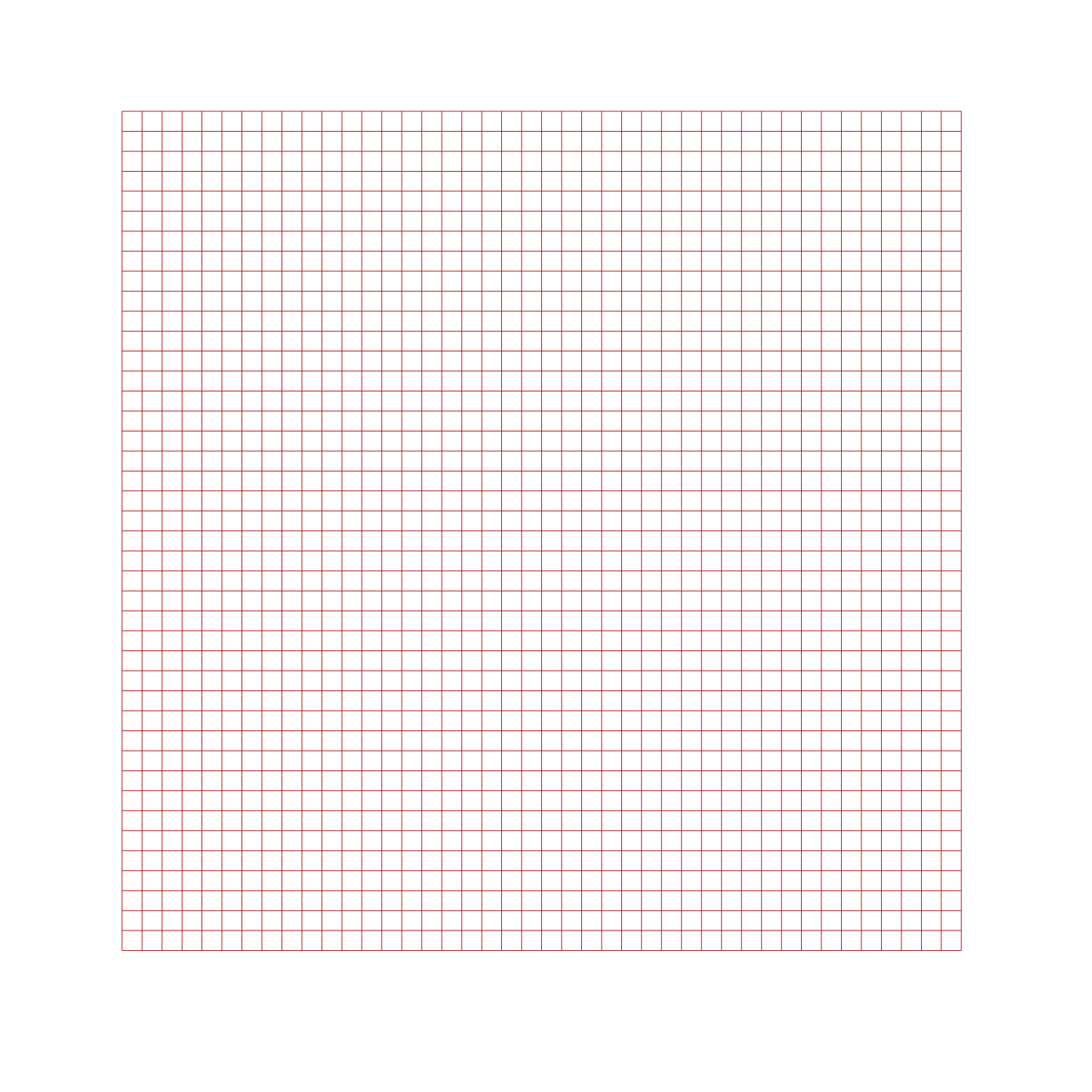 Grid lines png. Vector red square transprent