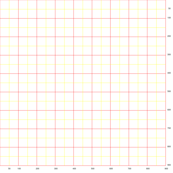 Grid pattern png. Image int red yellow