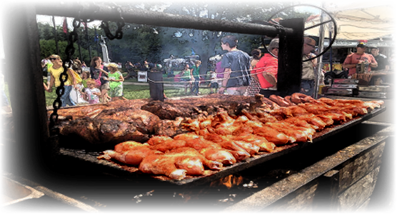 Grill bbq png. Red wood events catering