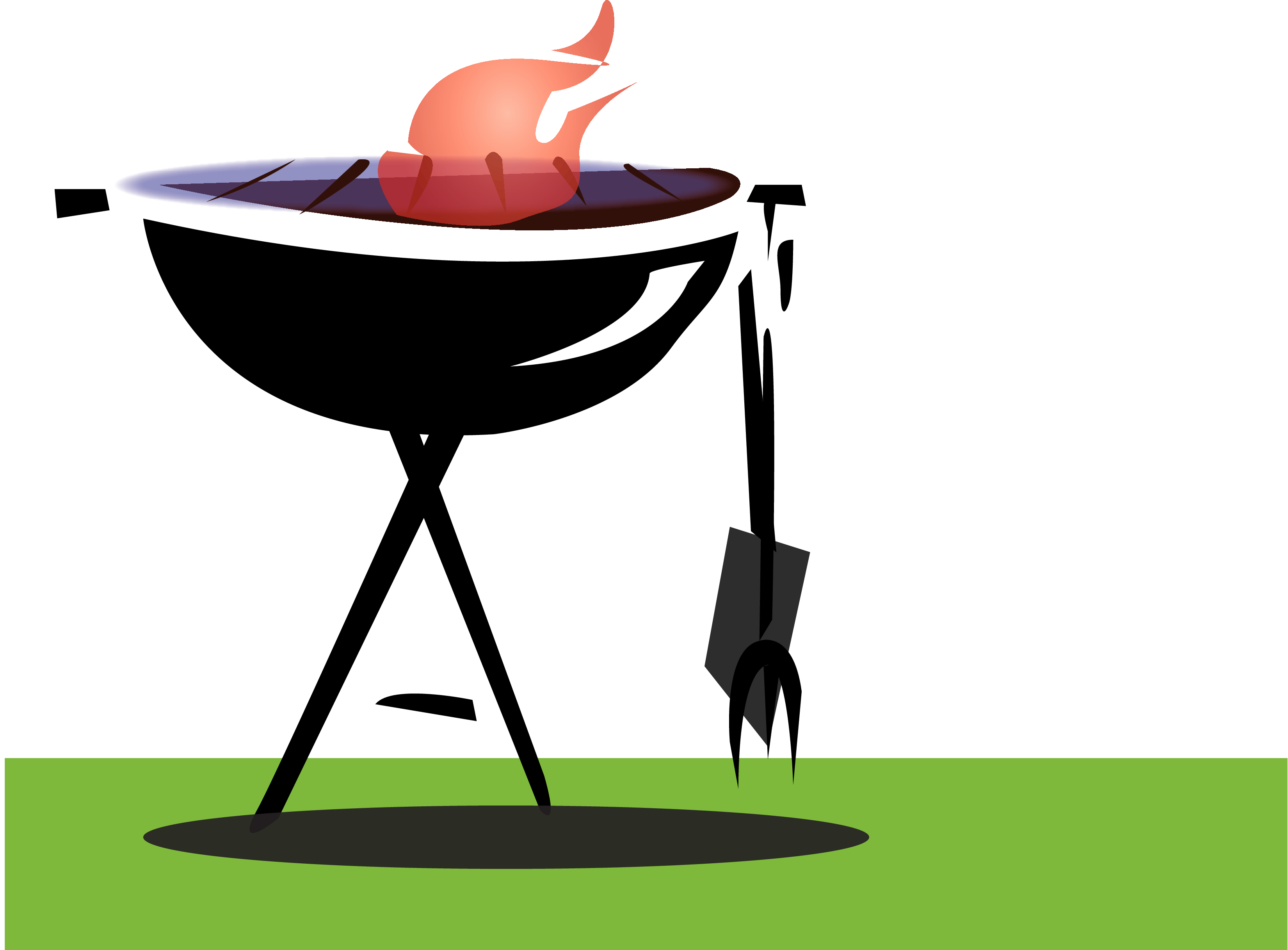 Grill clip art png. Collection of clipart