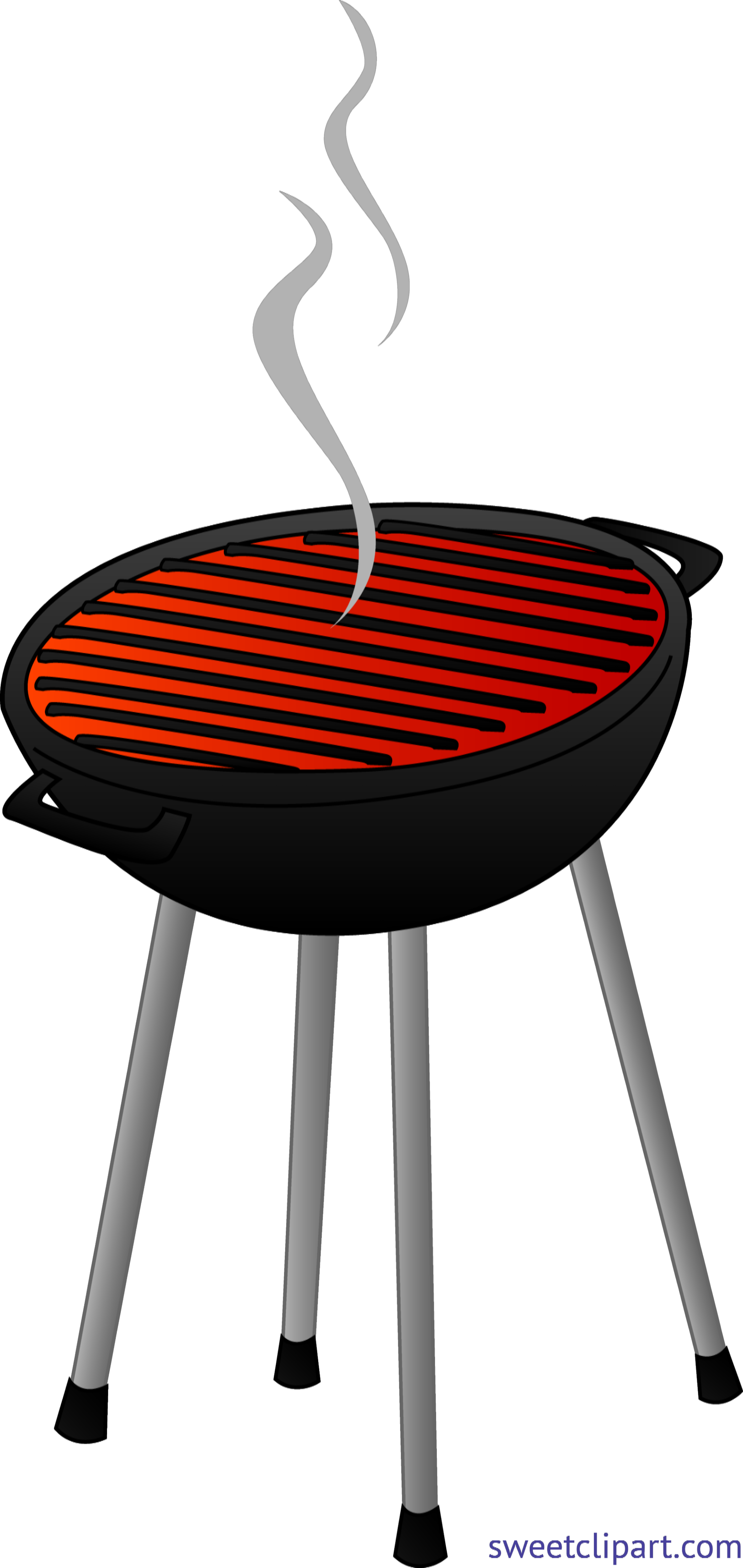 Barbecue clip art sweet. Grill clipart outdoor grill clip free download