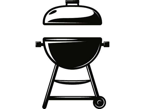 Grill clipart outdoor grill. Barbecue cooking bbq grilling