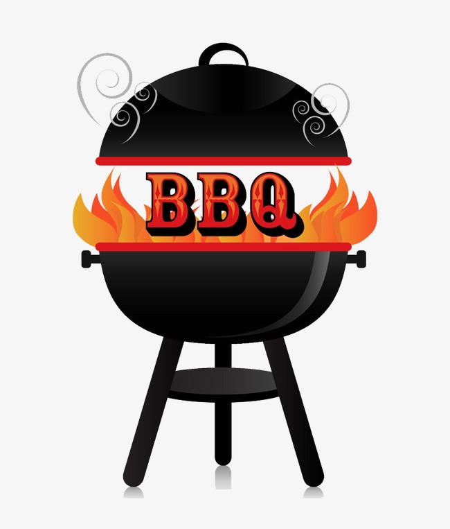 Barbecue illustration grilled dishes. Grill clipart outdoor grill clip free