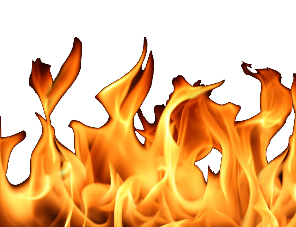 Fire transparent png. Collection of free flaming