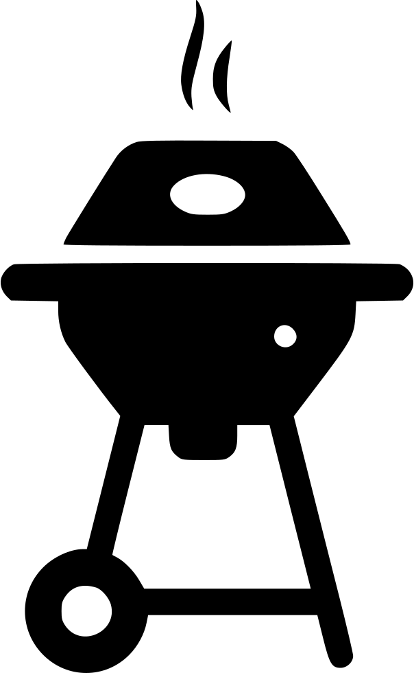 Grill smoke png. With svg icon free