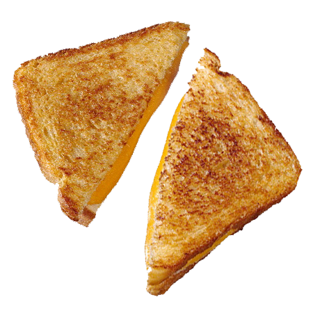 Grilled cheese sandwich png. Eternal sunshine of the