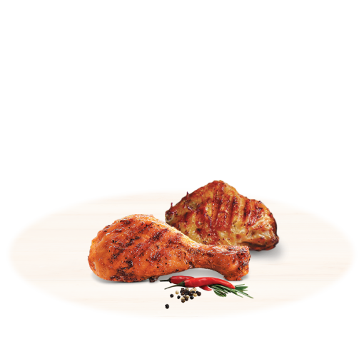 Grilled chicken png. Pcs fiery kfc