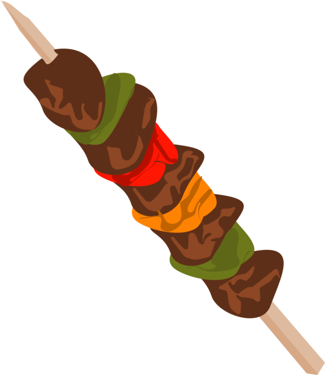 Meat clipart frozen meat. Barbecue grilling kebab slow