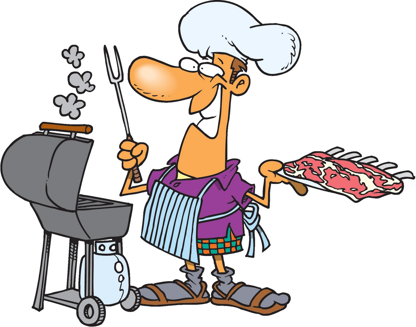 Cooked clipart cooked meat. Mother cooking clip art
