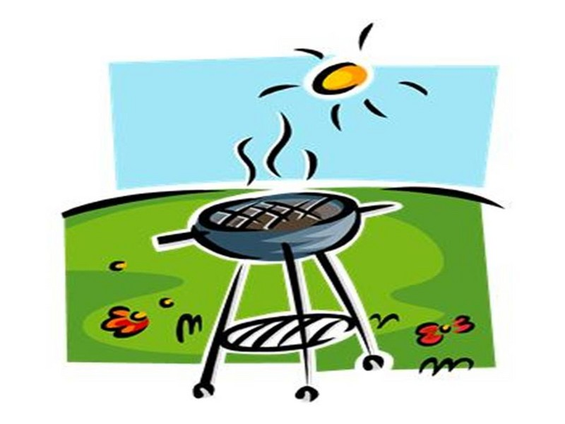 Barbecue clipart animated. Family bbq panda free
