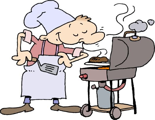 grilled clipart tailgate grill