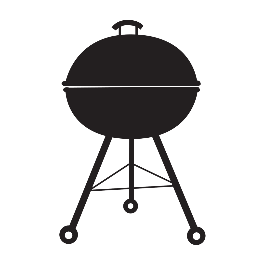 transparent grill psd