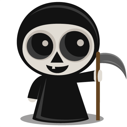 transparent reaper royalty free