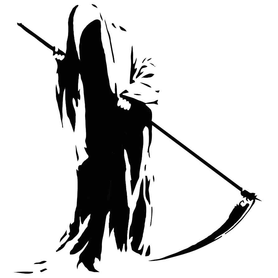 transparent reaper gim
