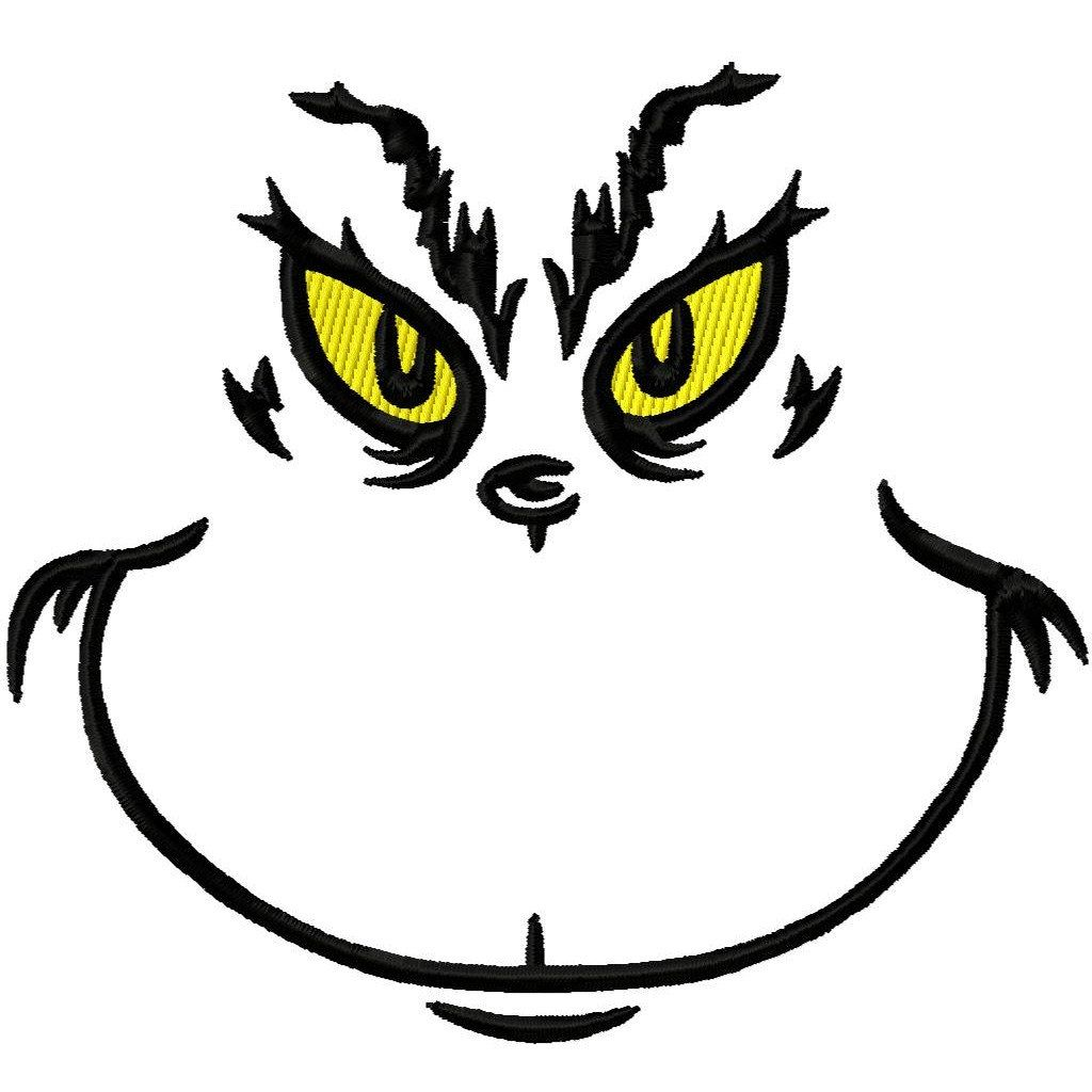 Face i m a. Grinch clipart arm vector transparent