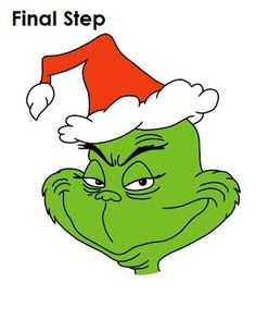 Grinch clipart broken ornament. The vector in eps
