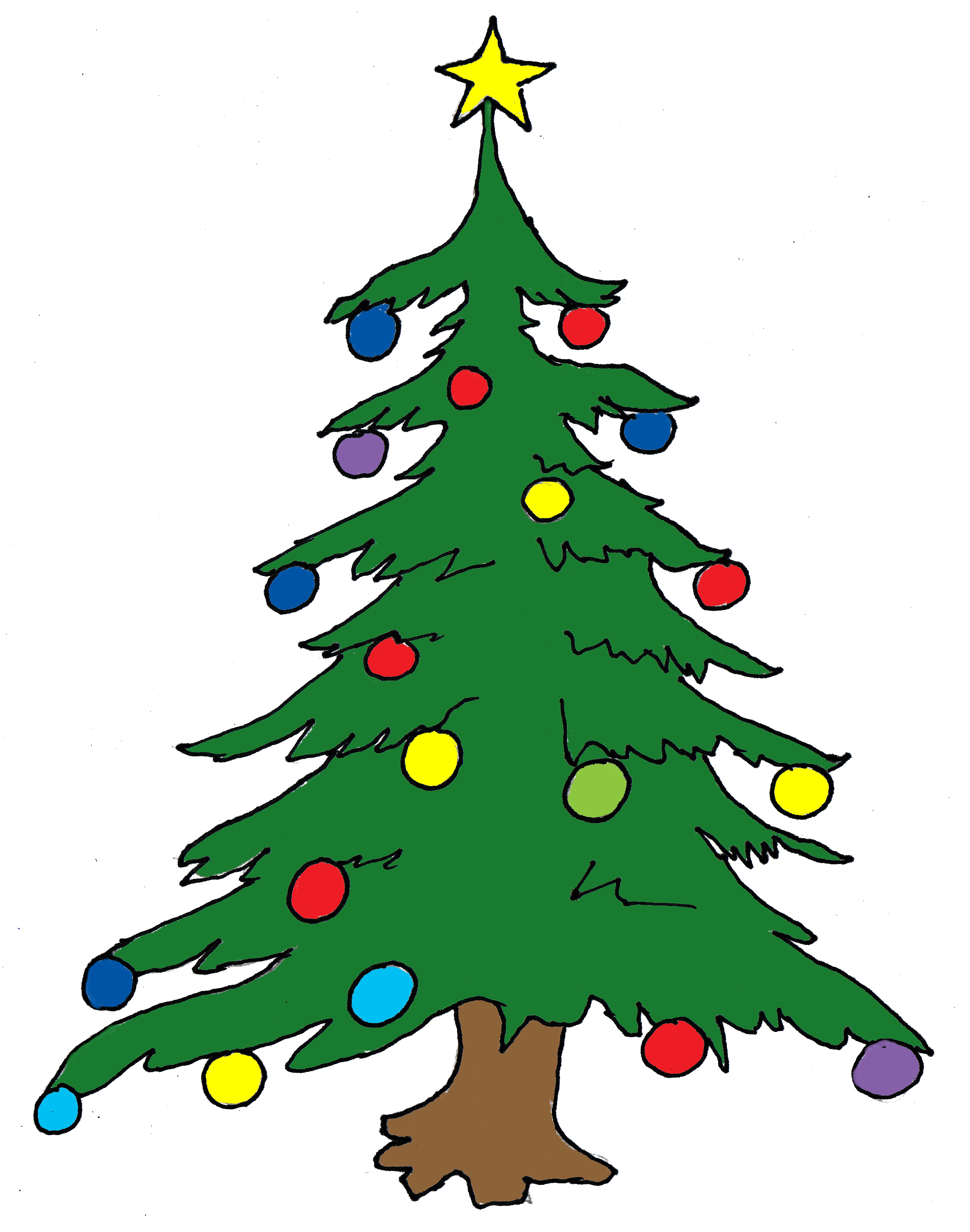 Grinch clipart christmas tree. Is one of the