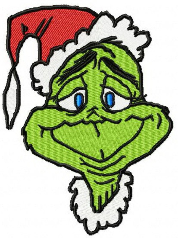 Grinch clipart cute. The cilpart cool inspiration
