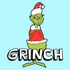 Grinch clipart easy. Dr seuss s the