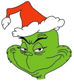 Grinch clipart easy. How to draw the