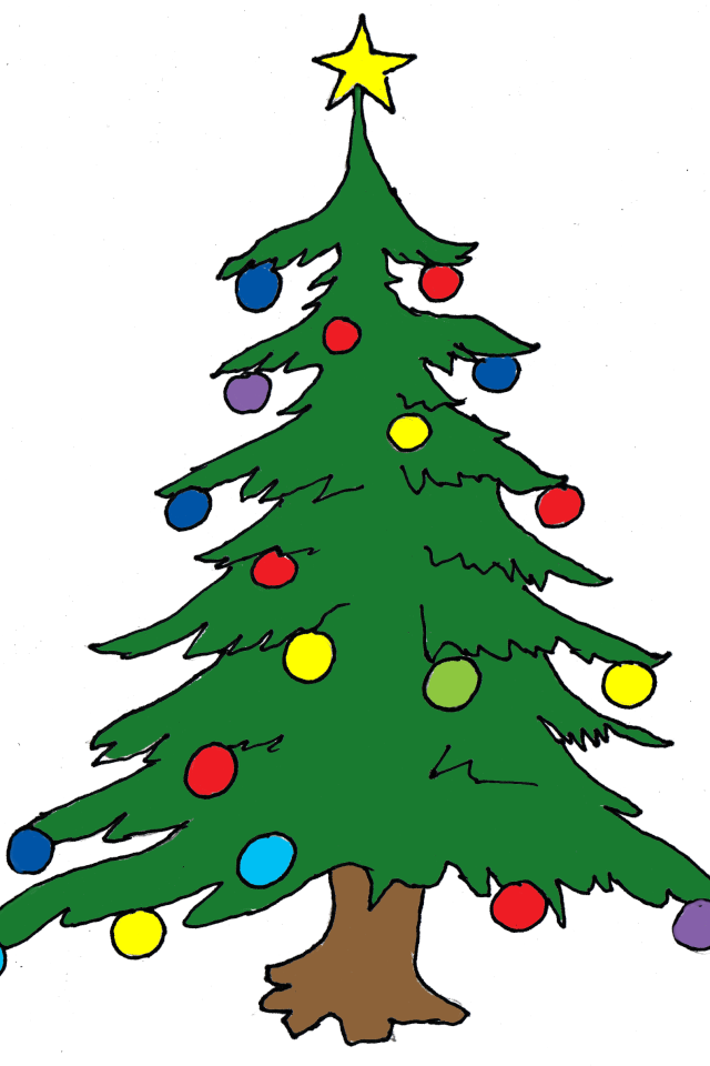 Grinch clipart grinch tree. Iphone s clip art