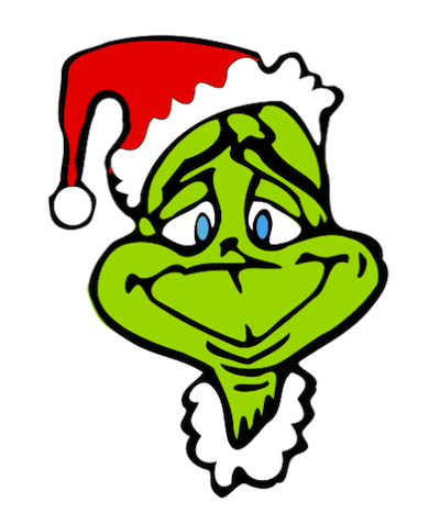 Grinch clipart grinch tree. Christmas at getdrawings com