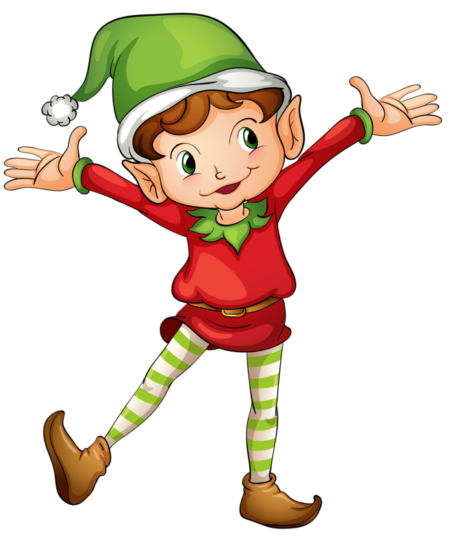 Elf clipart transparent. Png crafts christmas