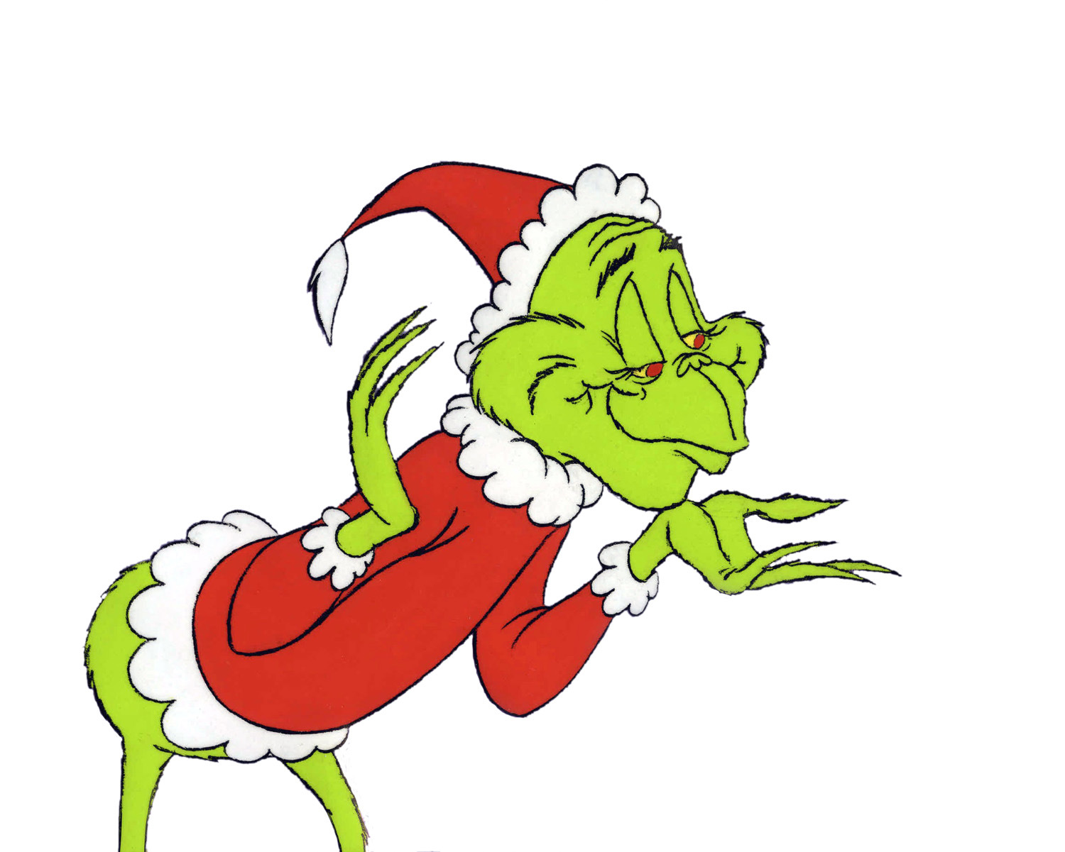 Grinch clipart sneaky. Luxury idea cartoon cilpart