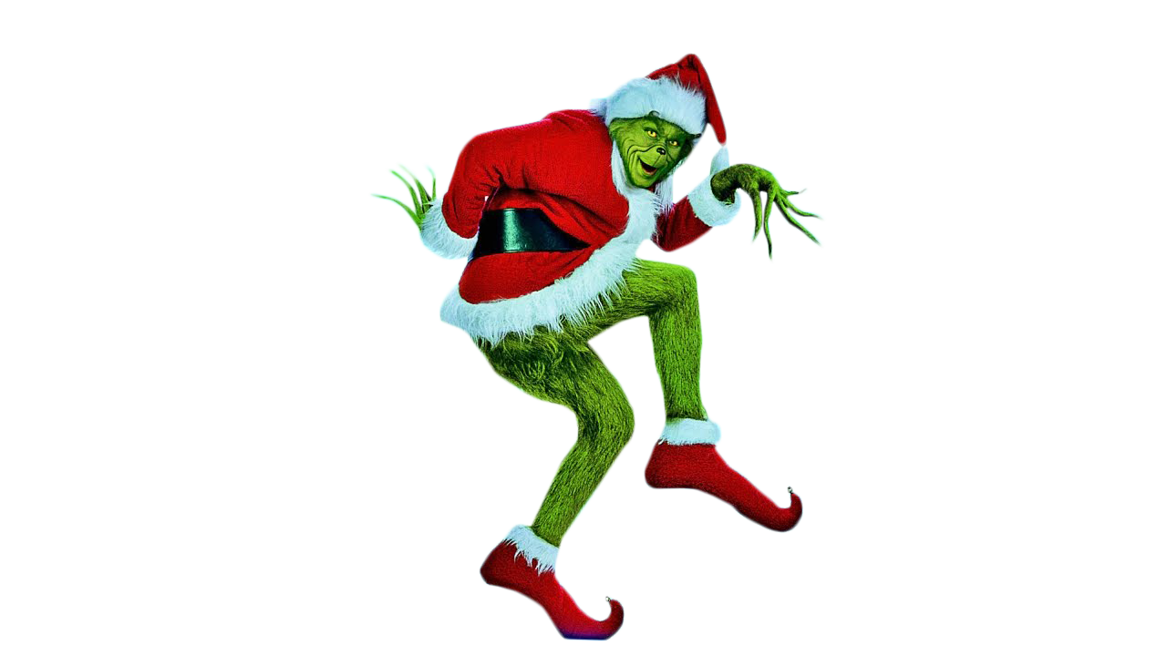 Grinch png transparent background. Dancing image purepng free