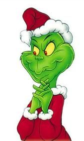 Grinch clipart whoville grinch. Dr seuss s the