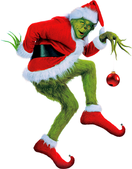 Grinch png mr. The live action heroes