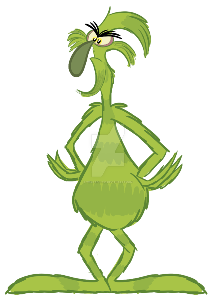 Grinch png mr. You re a mean