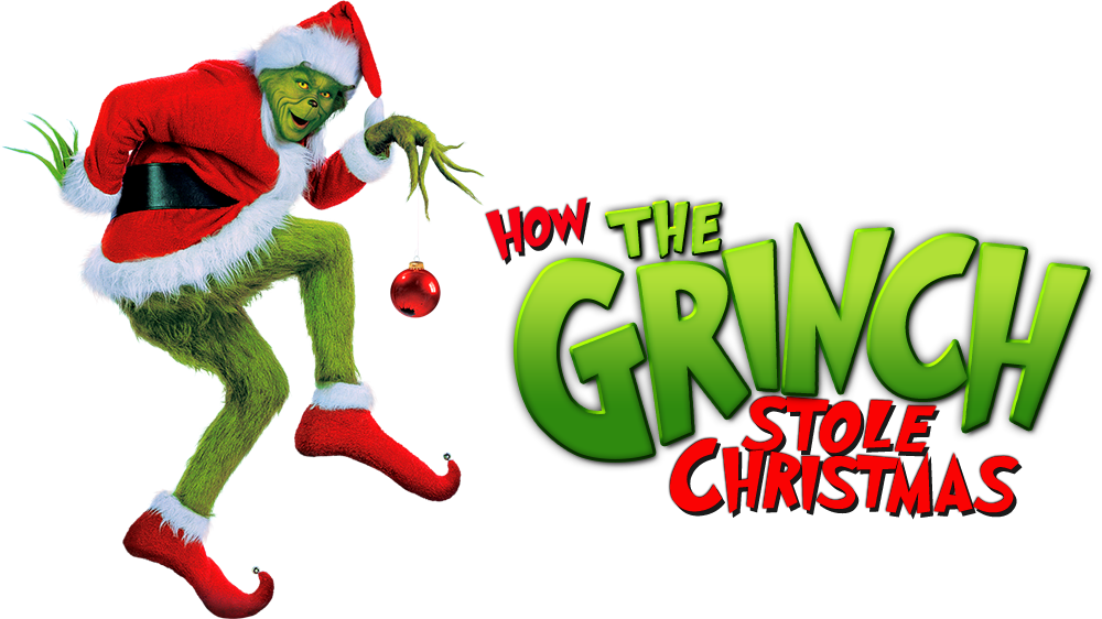 Grinch stole christmas png. How the movie fanart