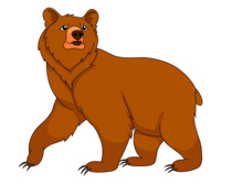 Bears clipart. Search results for grizzly