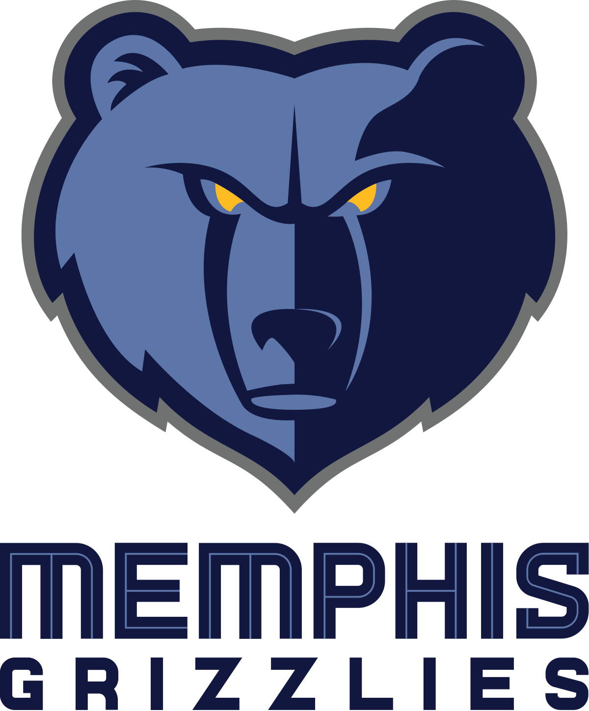 Grizzly drawing memphis grizzlies. Wikipedia