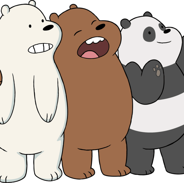 Grizzly drawing we bare bears. Quiz story so far