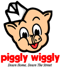 Groceries vector checkout supermarket. Piggly wiggly wikipedia logo