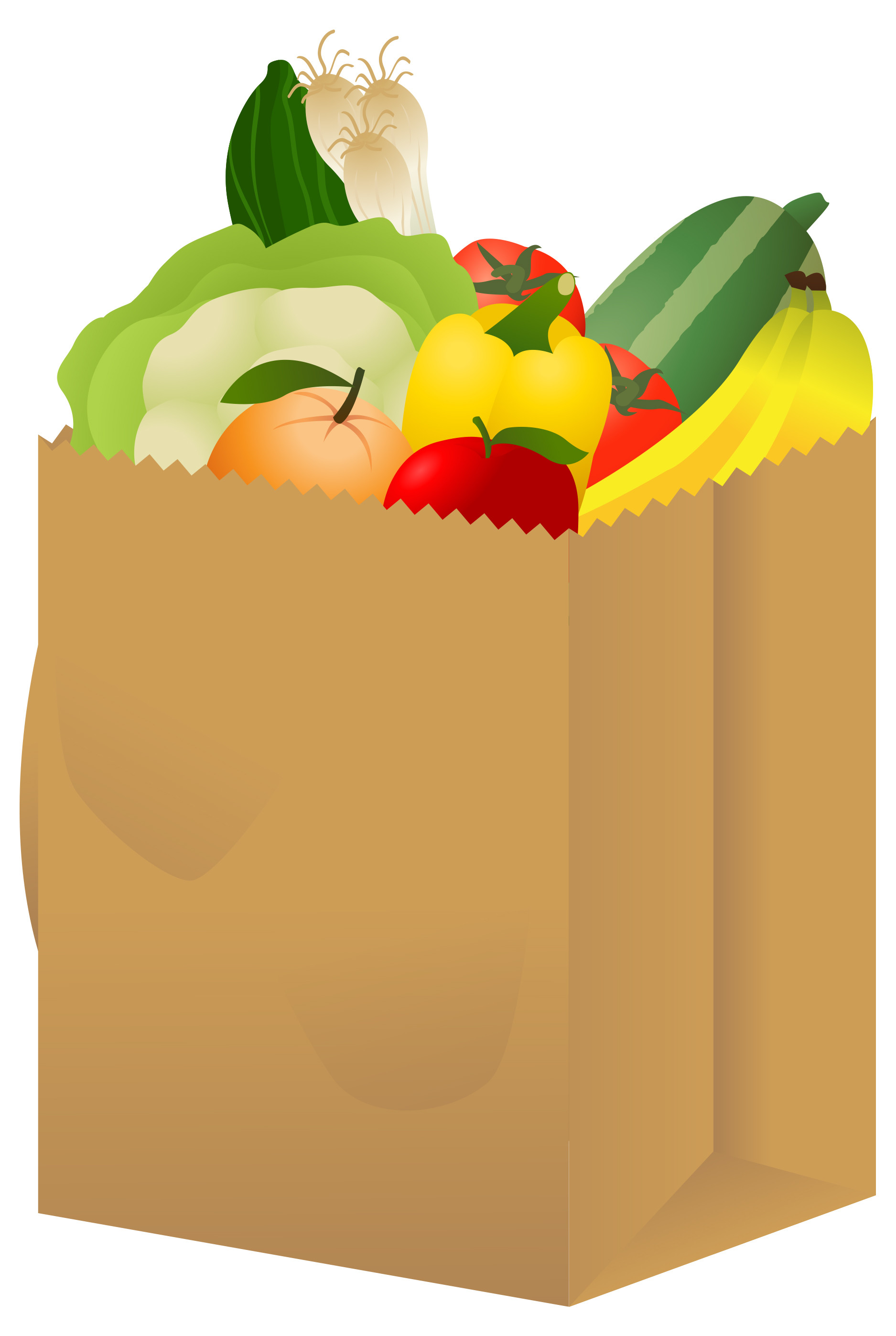 Grocery clipart nutrition. View rainbow png free