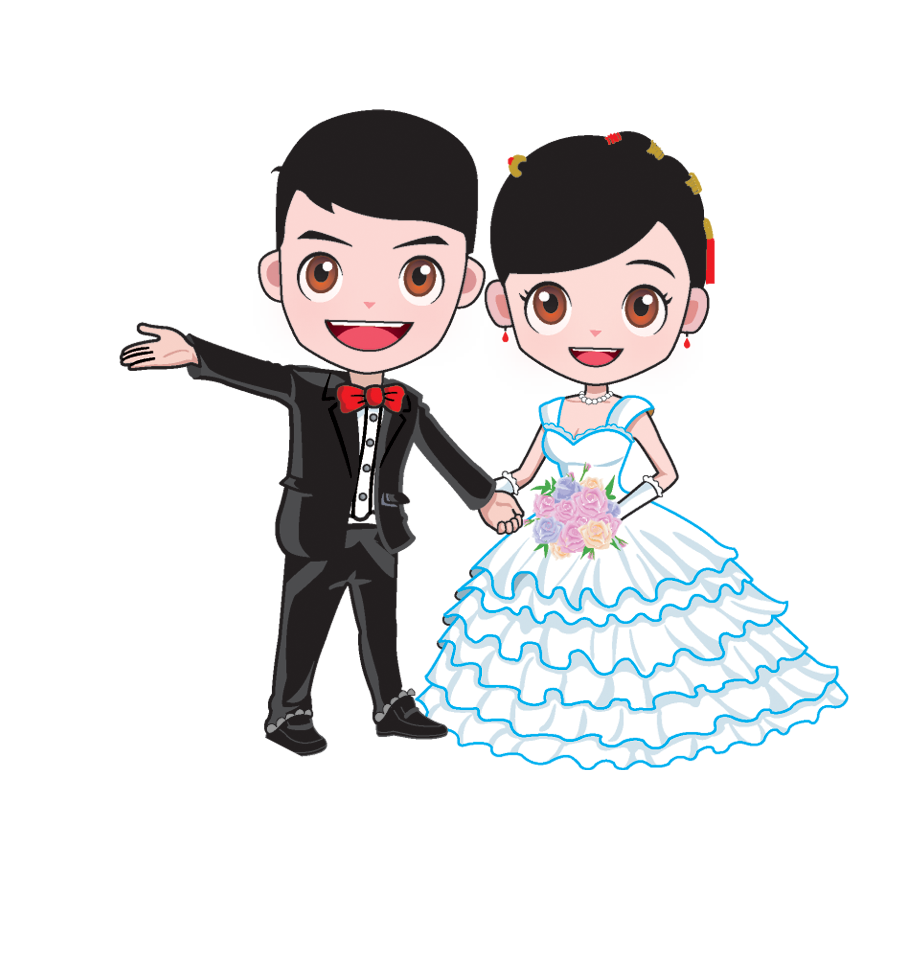 Groom clipart wedding indian. Character for free download