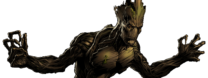 Groot png marvel. Image dialogue avengers alliance