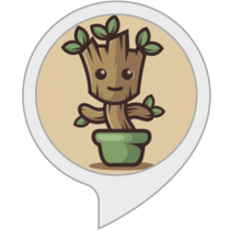 groot transparent little