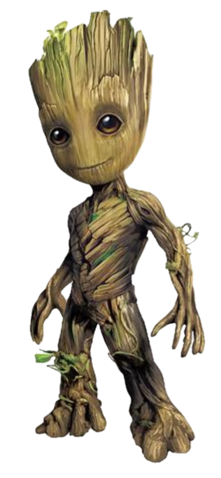 Groot transparent. Guardians of the galaxy