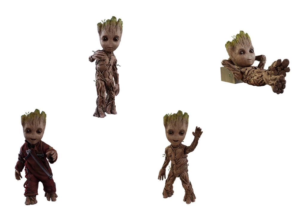 Groot transparent guardians the galaxy. Baby s background by
