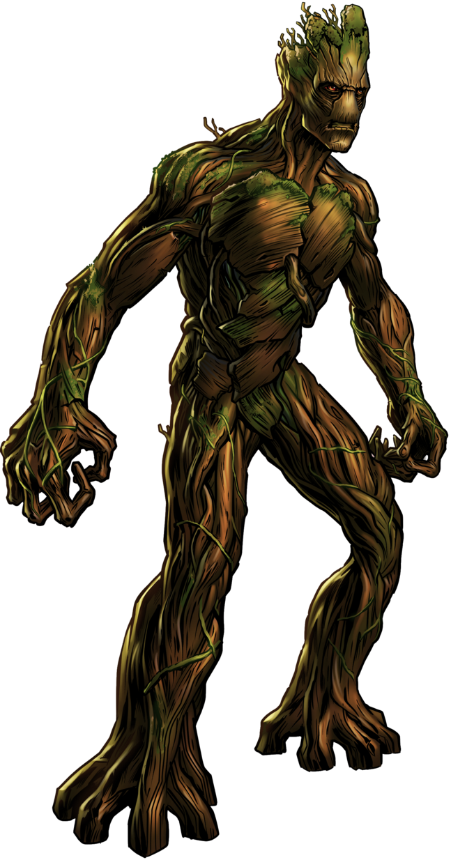 groot transparent deviantart