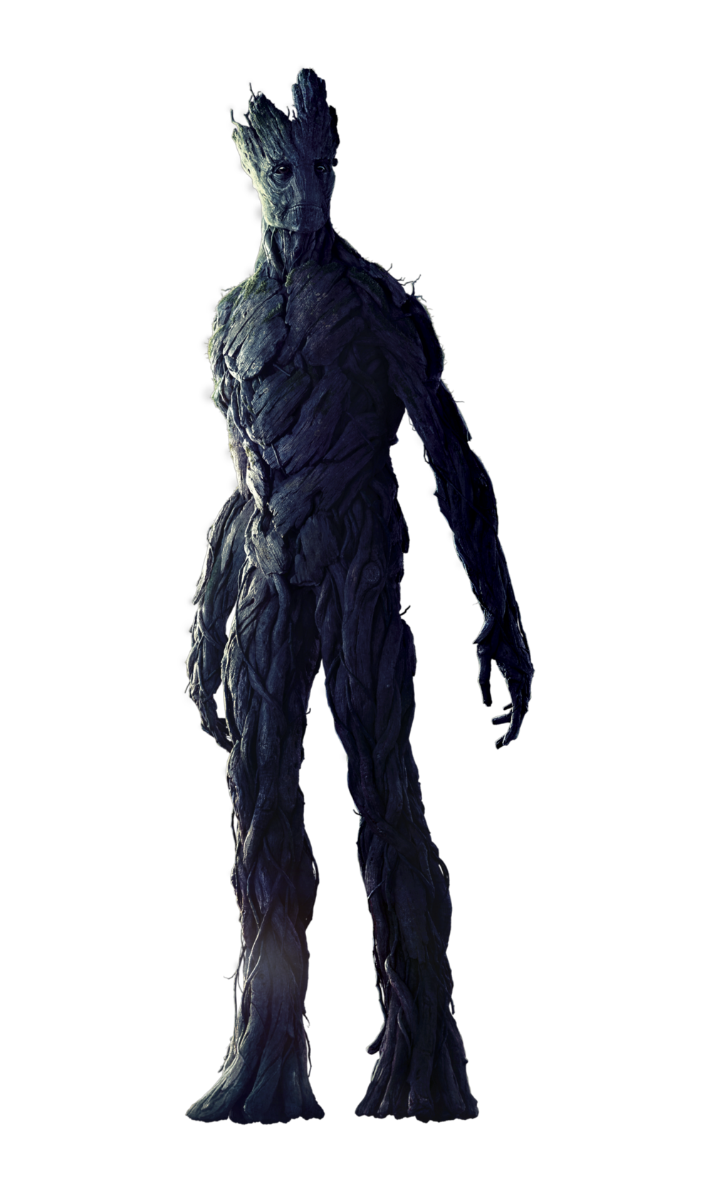 Groot transparent guardians the galaxy. Of high resolution character