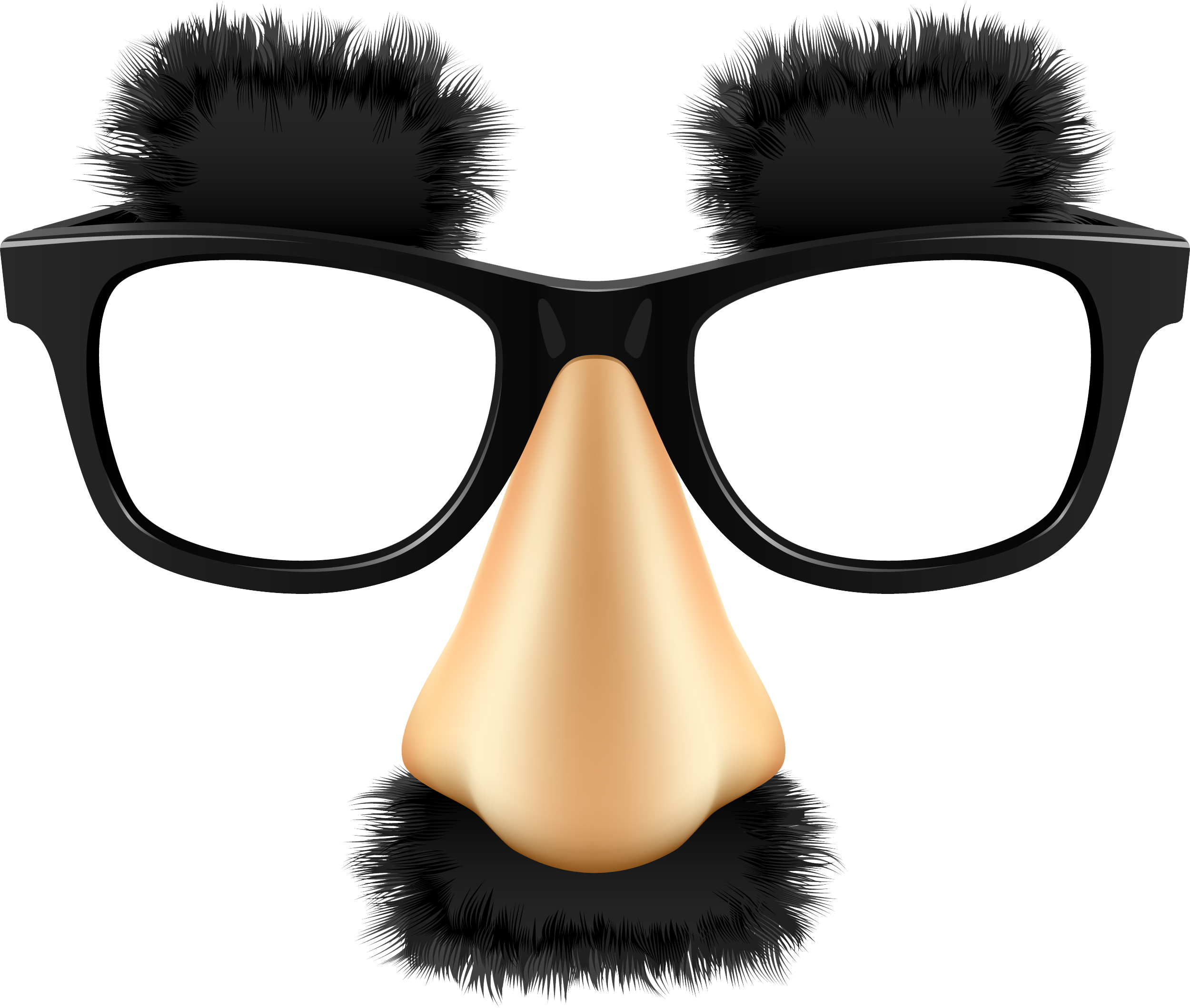 Groucho marx glasses png. Stock photography disguise download