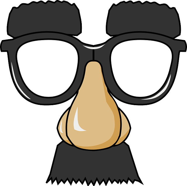 Groucho marx glasses png. For fun and profit