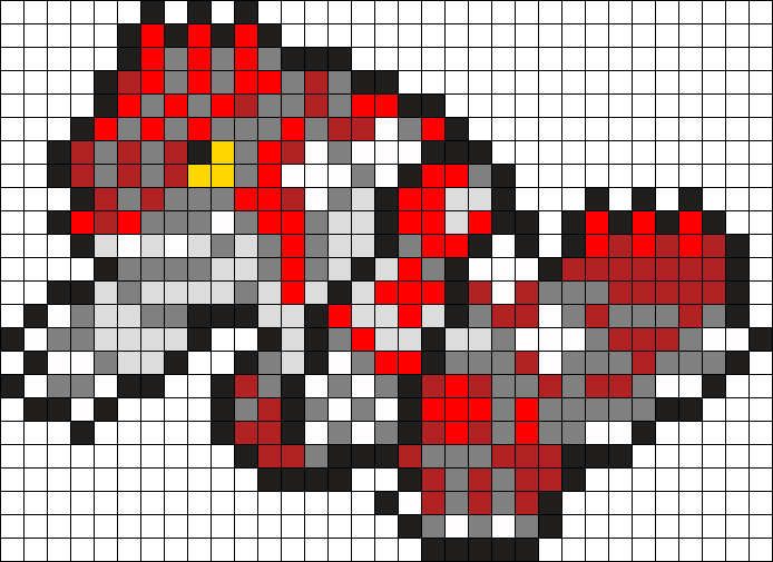 Groudon Drawing Pixelated Picture 2669448 Groudon Drawing